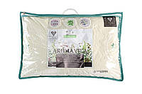 Подушка 40х60см с гречневой шелухой Aromavita