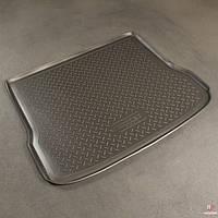 Резиновый коврик NORPLAST  в багажник для Peugeot 301 SD (2012