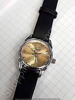 Женские часы Слава Созвездие 116256 механические серебристые круглые диаметр 28мм