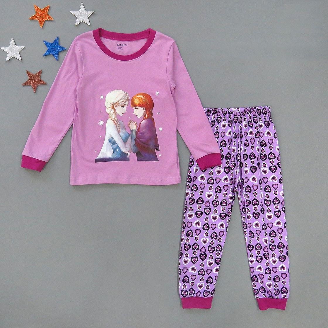 Пижама Frozen для девочки.