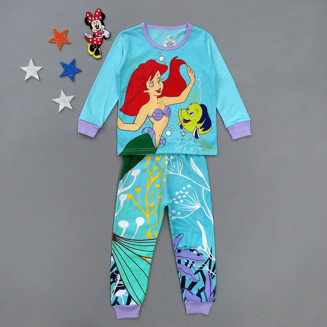 Пижама Ariel для девочки.