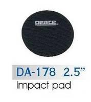 """Наклейка для пластика Kick-Pad Peace DA-178, 2,5"""""""