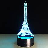Сенсорная лампа RV5 3D, фото 2