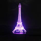 Сенсорная лампа RV5 3D, фото 3