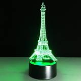 Сенсорная лампа RV5 3D, фото 4