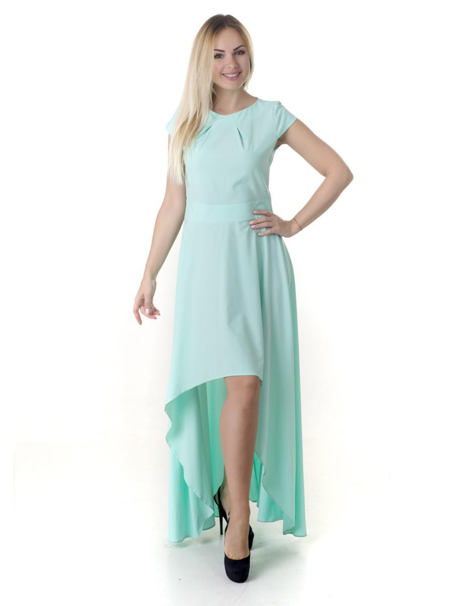 Женское летнее длинное платье PM5003