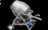 Бетономешалка редукторная БМ (0.75 кВт) 180 л. - 150 л. готовой смеси (Украина, Харьков)