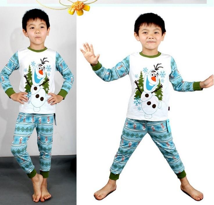 """Пижама """"Олаф"""" для мальчика."""