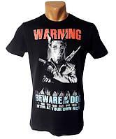 Прикольная футболка Valimark - №5184