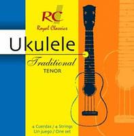 Струны для укулеле ROYAL CLASSICS UKT40 Tenor