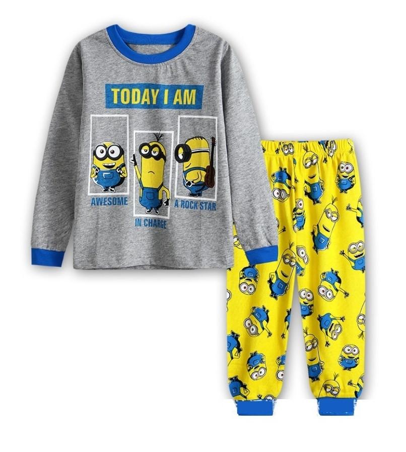Пижама Minions для мальчика.