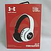 Беспроводные Bluetooth наушники Wireless Headphones Harman JBL UA67 с FM MP3 microSD/TF Золотистые, фото 6