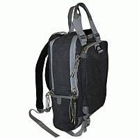 Ранец-сумка городской SKY BOY GA-5361 (PL, PVC, р-р 42х27х12,5см, серый)