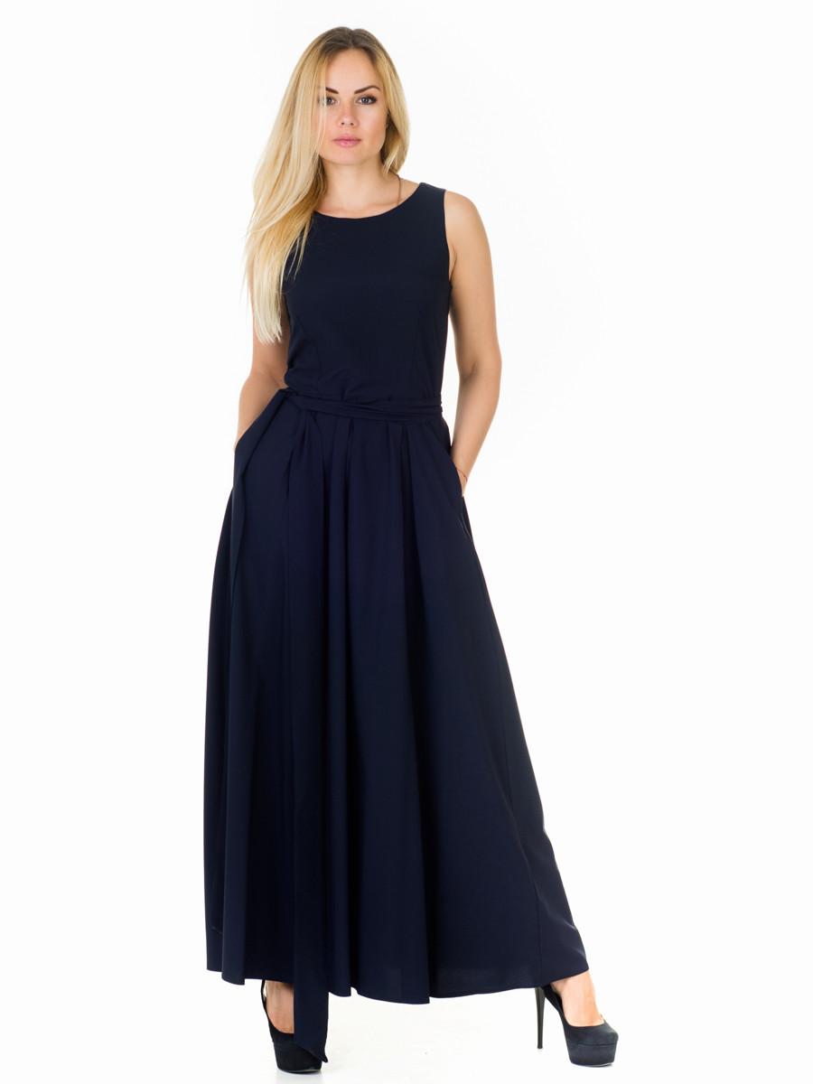 Женское летнее длинное платье РМ10501