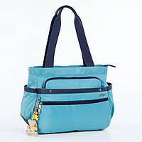 Женская болоньевая сумка, фото 1