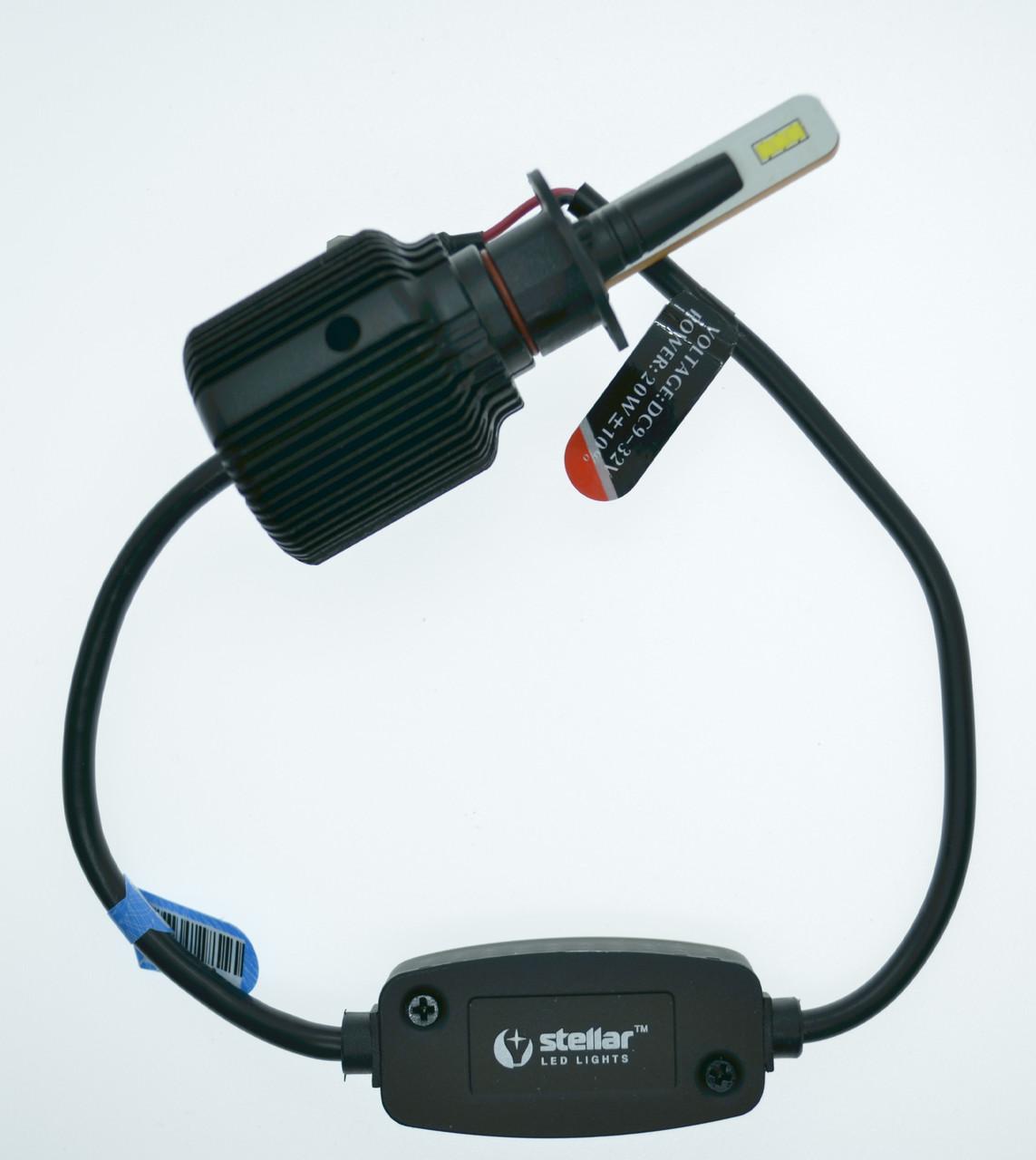 Светодиодные лампы LED STELLAR F1 H1 Can-Bus