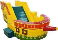 Мягкий модуль сухой бассейн корабль