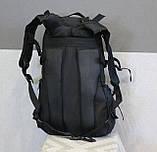 Тактический (городской, штурмовой) рюкзак Oxford 600D с системой M.O.L.L.E на 25-35 литров (ta30-black), фото 4