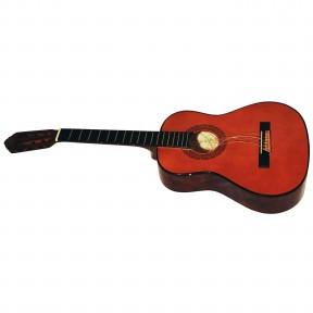 Гитара классическая EKO CS-5 Dark Orange ДЕКОР 2