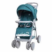 Коляска детская прогулочная BABYCARE City BC-5201 лен