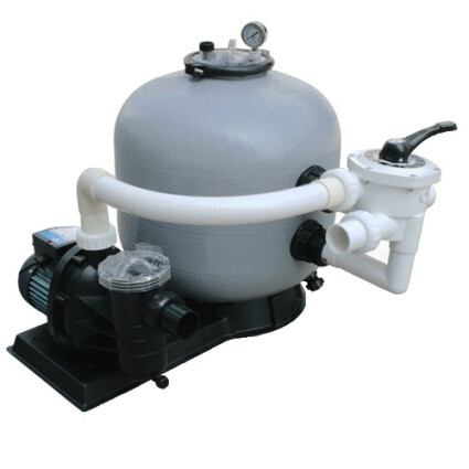 Emaux Фильтрационная установка Emaux FSB450 (8 м3/ч, D455)