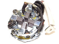 Щеткодержатель стартера Fiat Doblo 1.9 JTD/Multijet. Щетки в комплекте. Фиат Добло мультиджет.