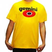 Футболка Gemini Yellow M
