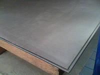 Нержавеющий лист 4,0х1500х6000мм,  AISI 321 (08X18H10Т), 1D, фото 1