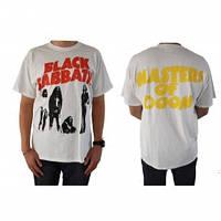 "Футболка Rock Black Sabbath ""Masters of Doom"" - XL"