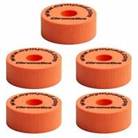Набор прокладок для тарелок Cympad Chromatic Оранжевый