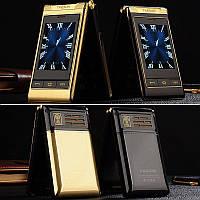 Мобильный телефон Tkexun G10 Flip Gold 2500 мАч, фото 5