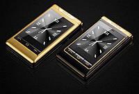 Мобильный телефон Tkexun G10 Flip Gold 2500 мАч, фото 7