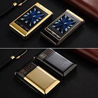 Мобильный телефон Tkexun G10 Flip Gold 2500 мАч, фото 8