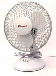 Бытовой Настольный Вентилятор Domotec DT-1601 Электровентилятор