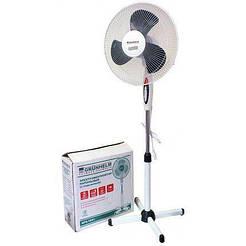 Вентилятор напольный Grunhelm GFS-5011 с пультом дистанционного управления