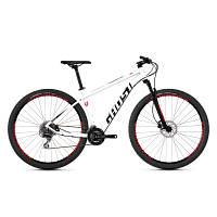 """Велосипед Ghost Kato 3.9 29""""  бело-красно-черный, XL, 2019"""