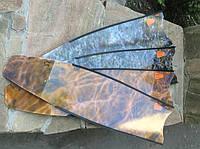 Новые модели лопастей Leaderfins! Морской и речной камуфляж!