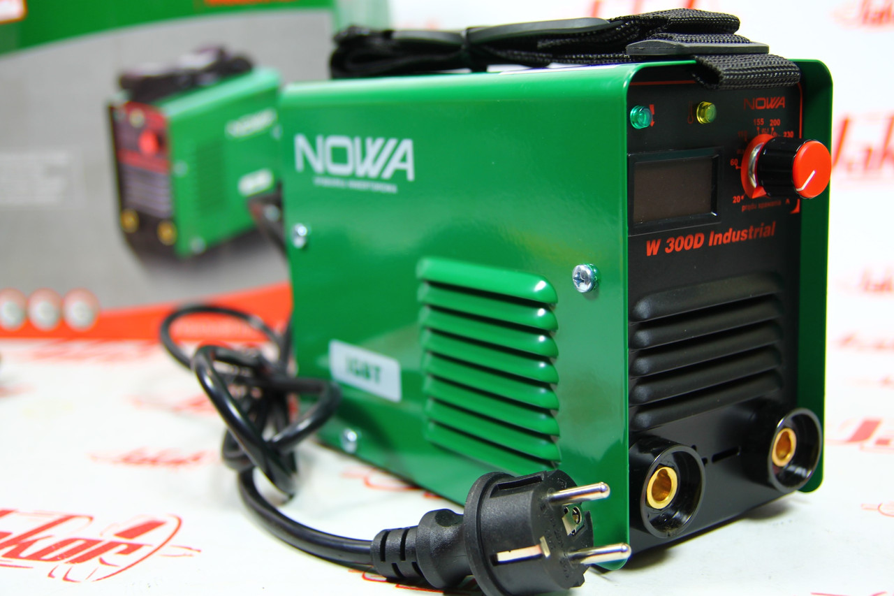 Инверторный сварочный аппарат Nowa 300D