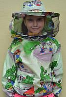 Куртка пчеловода, ситец детская 110 см