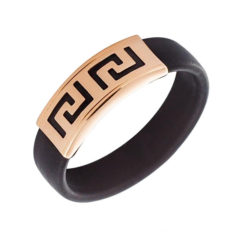 Золотое кольцо каучуковое.