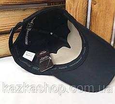Стильная мужская котоновая кепка, бейсболка, вышивка логотипа Renault, светоотражающий эффект,  размер 58, фото 2