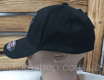 Стильная мужская котоновая кепка, бейсболка, вышивка логотипа Venum,  размер 58, на резинке, фото 2