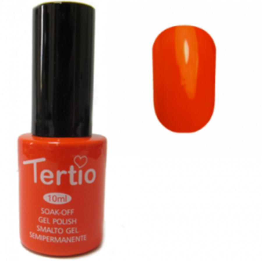 Гель-лак Tertio № 103 (ярко-тыквенный)