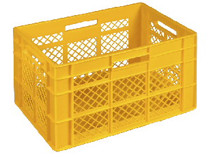Ящики пластиковые перфорированые