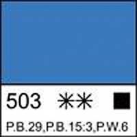 Темперна   фарба  46 мл ,  церулеум аналог,МАСТЕР-КЛАСС