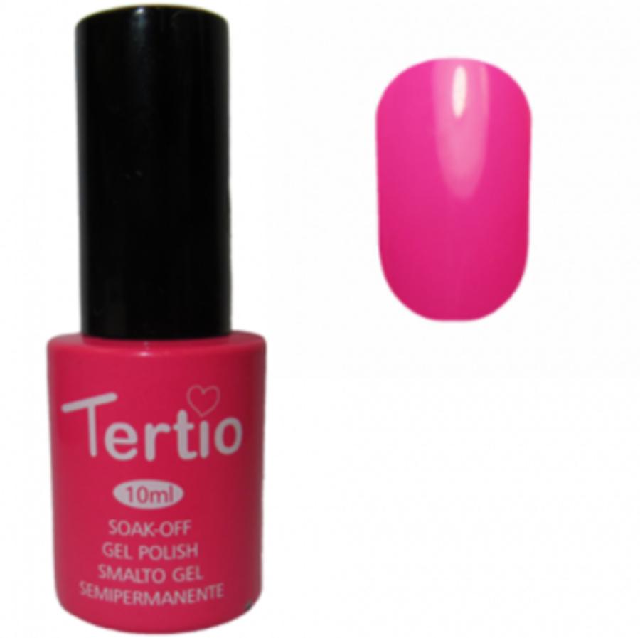 Гель-лак Tertio № 106 (темно-розовая эмаль)
