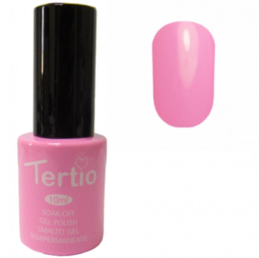 Гель-лак Tertio № 107 (нежно-розовый)