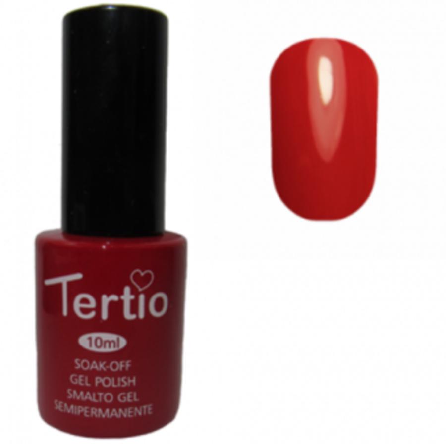 Гель-лак Tertio № 110 (красный темный)