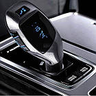 Автомобильный FMтрансмиттер модулятор BluetoothHZ H20BT c пультом, фото 4