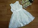 Нарядное белоснежное пышное платье на девочку Children's Place (США) (Размер 8Т), фото 2